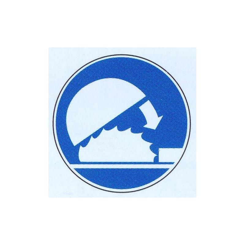 Panneau carter de protection obligatoire