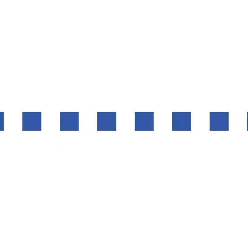bande de sécurité pour vitrage motif carrés