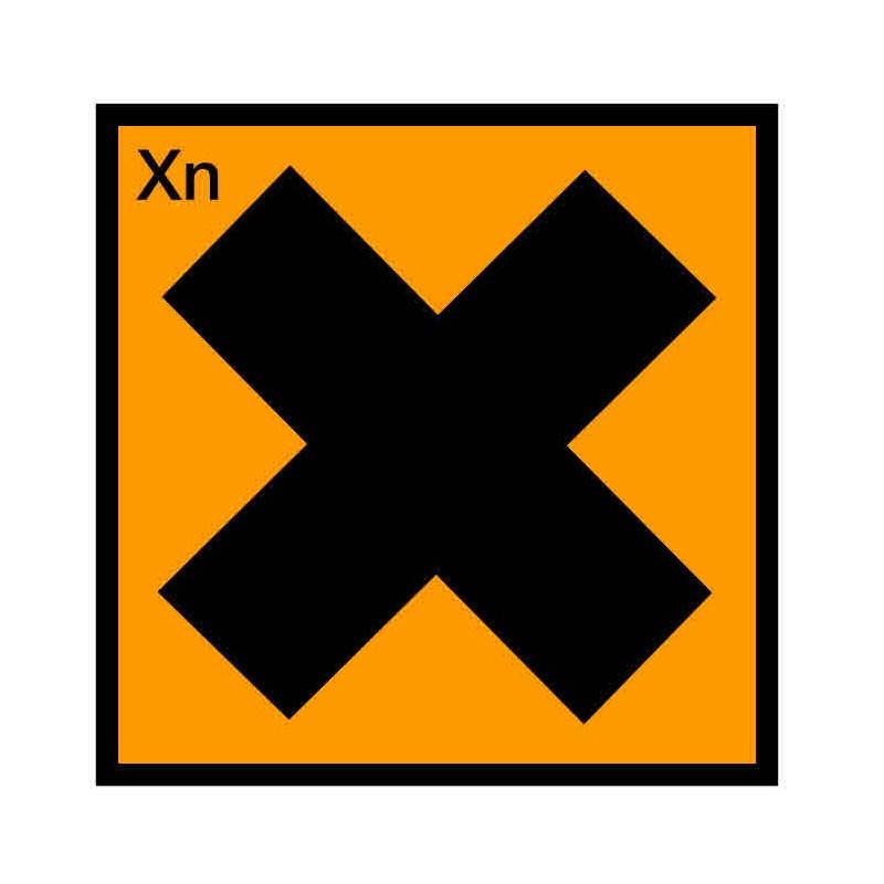 Panneau ou autocollant INRS produits nocifs